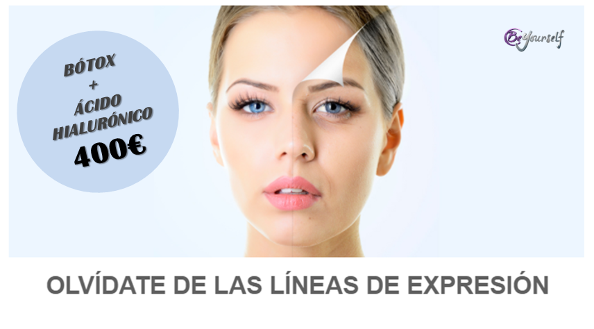 pack lineas de expresion beyourself