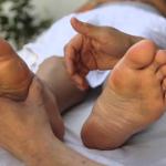 El masaje reflejo